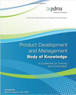 PDMA: A Guidebook for Training and Certification