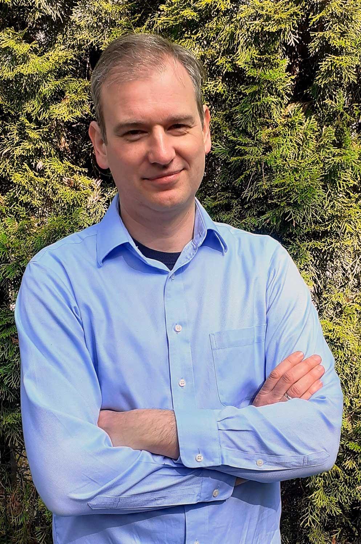 Dr Aleksander Buczacki